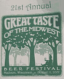 Great Taste of the Midwest 2007 - photo courtesy of Libations.wordpress.com