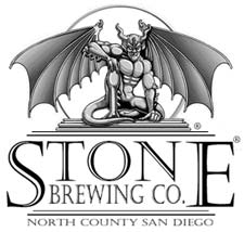 Stone Brewing logo - courtesy of Stone Brewing