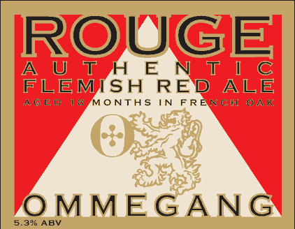 Ommegang Rouge - courtesy of Brewery Ommegang