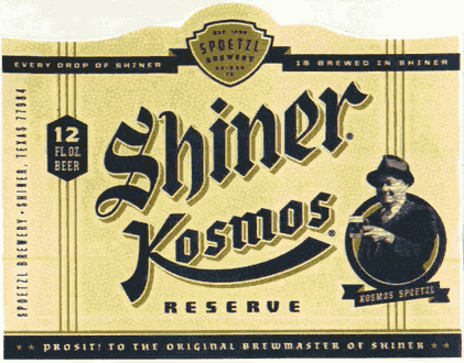 shiner-kosmos