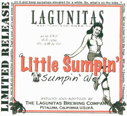 Lagunitas Lil Sumpin