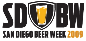 San diego beer week kicks off this fall beerpulse for Craft beer guild san diego