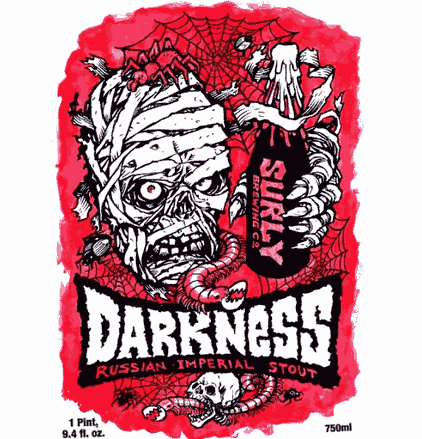 Darkness 2009 Label