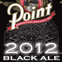 point 2012 black ale