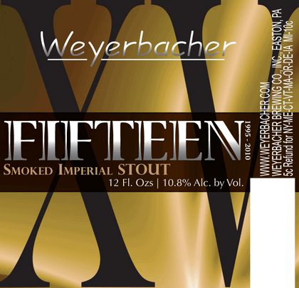 weyerbacher-fifteen