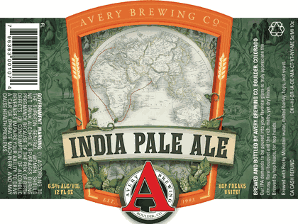 avery seventeen new bottle labels approved beerpulse With avery beer bottle labels