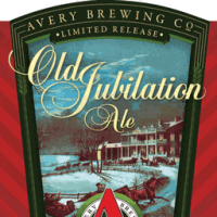 avery old jubilation label