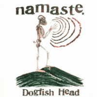 dogfish head namaste label