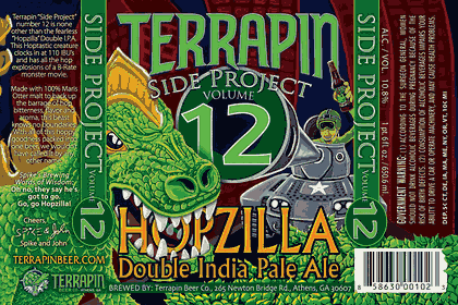 Terrapin HopZilla Double IPA, Big Daddy Vladdy and more