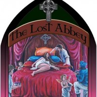 The Lost Abbey Framboise de Amorosa sour ale