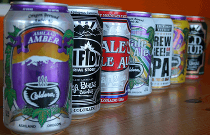 craft cans