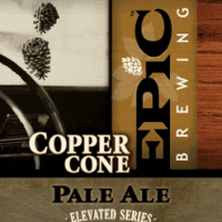 Epic Copper Cone Pale Ale
