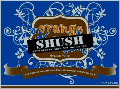 Orange-Shush