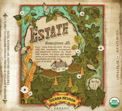 Estate Homegrown Ale Organic