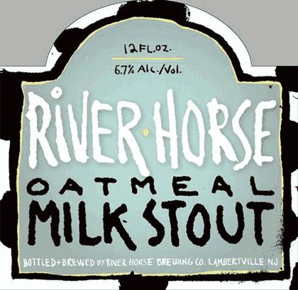 RHB Oatmeal Milk Stout front