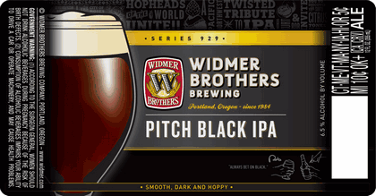 Widmer Brothers Pitch Black