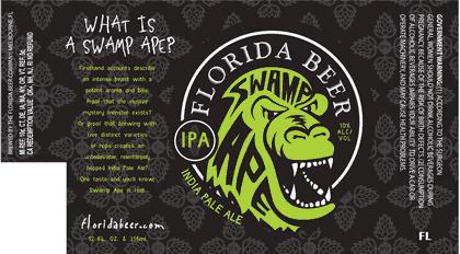 florida swamp ape ipa