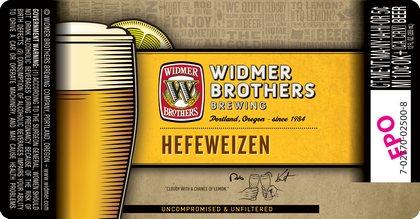 Widmer Brothers beers get new labels | BeerPulse