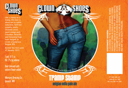 Clown Shoes White Ipa