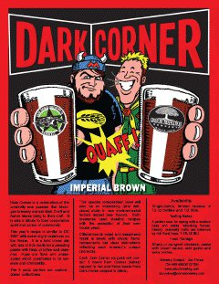 Dark Corner Ale