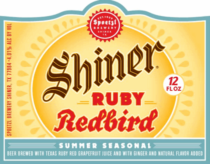 Shiner Ruby Red