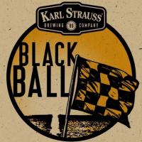 Karl Strauss Blackball Belgian IPA label