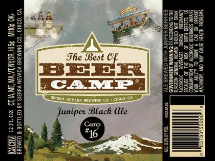 Sierra Nevada Juniper Black Ale