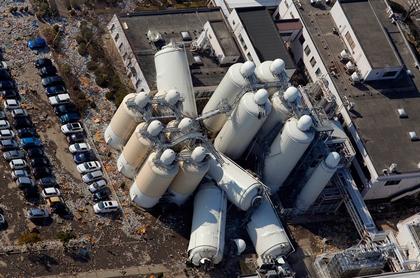 kirin facility sendai Hope For Japan