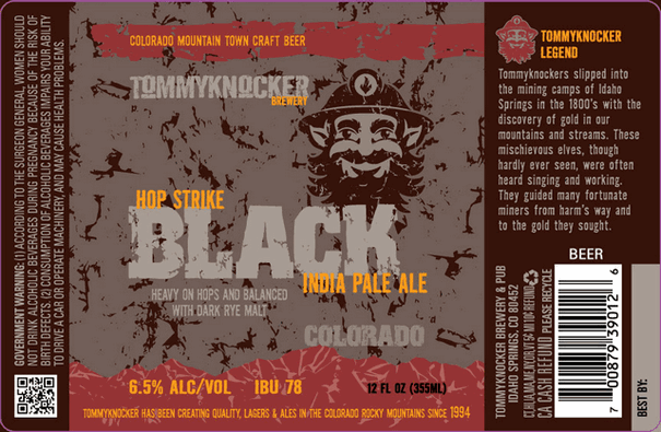 tommyknocker-black-ipa