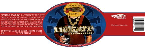 Cigar City 110k+OT batch 4