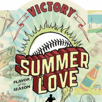 Victory Summer Love Ale logo
