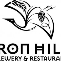 iron hill brewery logo