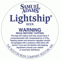 lightship keg cover