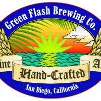 green flash brewing logo