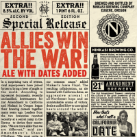 Allies Win the War label
