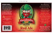 MAC IRISH Style RED BEER OL
