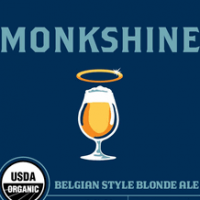 Uinta Monkshine Belgian Blonde Ale
