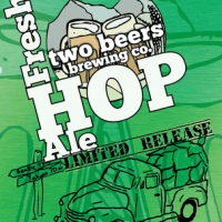 Two Beers Fresh Hop Ale