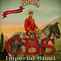 Founders Canadian Breakfast Stout CBS