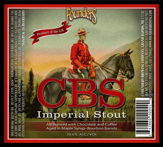 Canadian Breakfast Stout