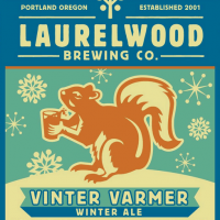 Laurelwood Vinter Varmer Winter Ale