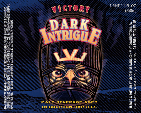 Victory Dark Intrigue