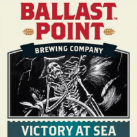 Ballast Point Victory at Sea label