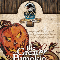 heavy seas the great-er pumpkin