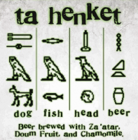 dogfish head ta henket