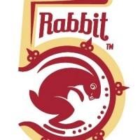 5 Rabbit cerveceria brewery logo