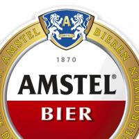 Amstel Bier logo