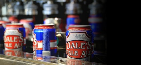 oskar blues dale