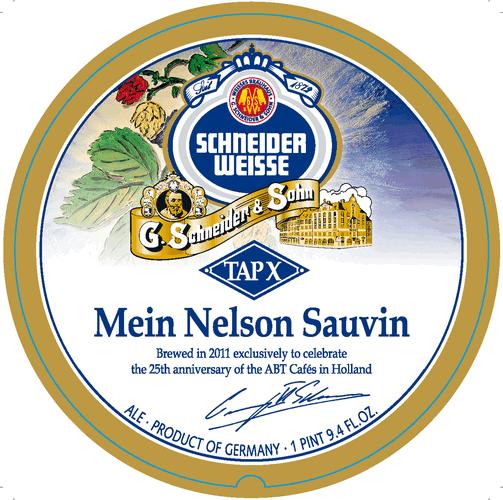 Schneider-Weisse Mein Nelson Sauvin (Tap X): The Video