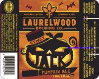 Laurelwood Stingy Pumpkin Ale